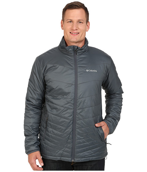 Imbracaminte Barbati Columbia Mighty Lighttrade Jacket - Extended Graphite