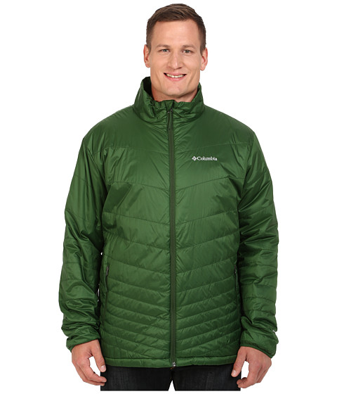 Imbracaminte Barbati Columbia Mighty Lighttrade Jacket - Extended Woodland