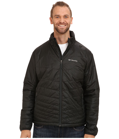 Imbracaminte Barbati Columbia Mighty Lighttrade Jacket - Extended Dark Moss