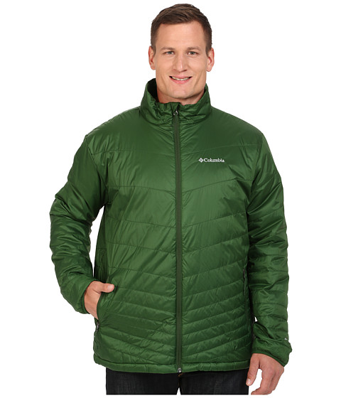 Imbracaminte Barbati Columbia Mighty Lighttrade Jacket - Tall Woodland