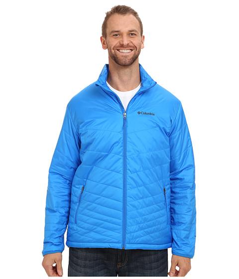 Imbracaminte Barbati Columbia Mighty Lighttrade Jacket - Tall Hyper Blue