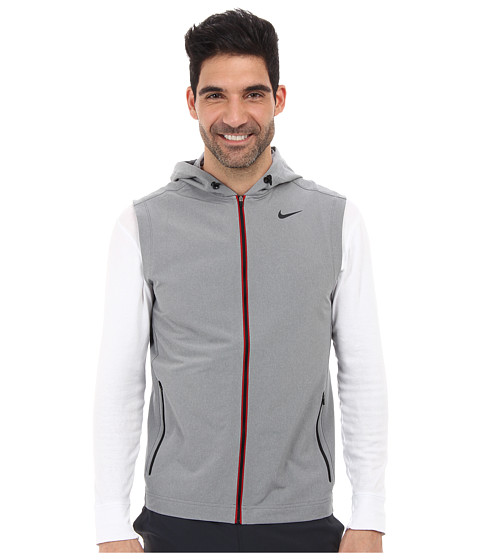 Imbracaminte Barbati Nike Sweat Less Vest Dark Grey HeatherBlack
