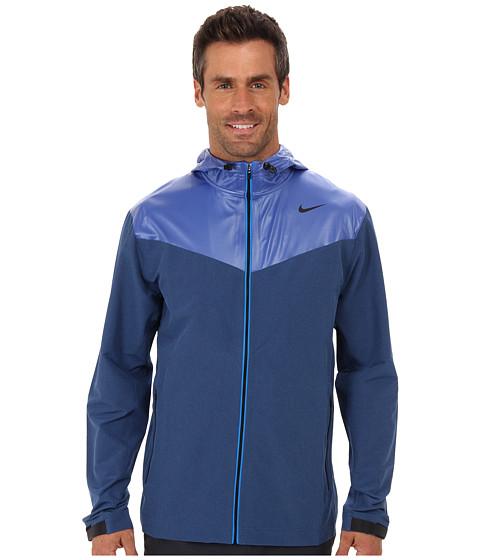 Imbracaminte Barbati Nike Sweatless Hooded Jacket Game RoyalGame RoyalBlack