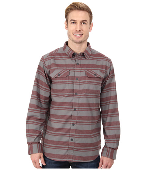 Imbracaminte Barbati Columbia Flare Guntrade Flannel III Long-Sleeve Shirt Boulder Stripe