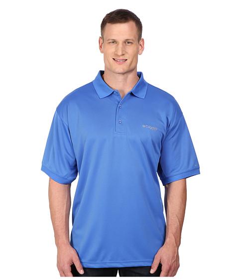 Imbracaminte Barbati Columbia Perfect Casttrade Polo - Extended Vivid Blue