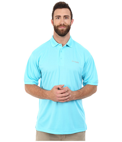 Imbracaminte Barbati Columbia Perfect Casttrade Polo - Extended Opal Blue