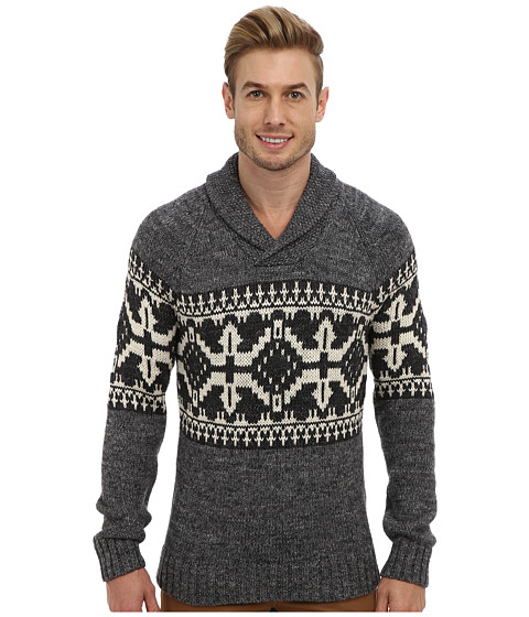 Imbracaminte Barbati Lucky Brand Jacquard Shawl Popover Sweater Multi
