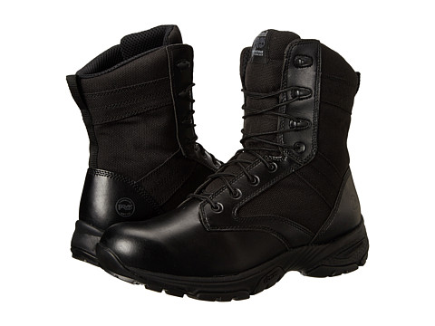 Incaltaminte Barbati Timberland Valor Tactical 8quot Soft Toe Black