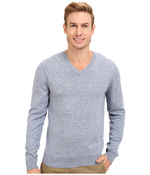 Imbracaminte Barbati Lucky Brand V-Neck Sweater Light Blue