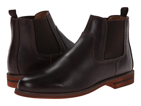 Incaltaminte Barbati Florsheim Doon Gore Boot Dark Brown Crazy Horse