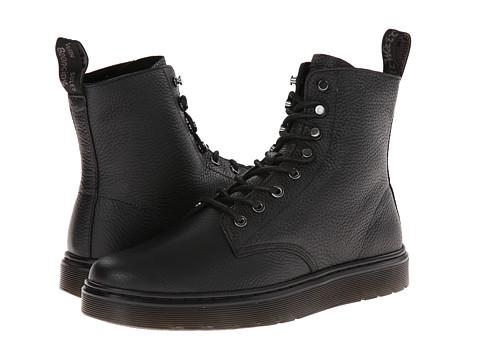 Incaltaminte Barbati Dr Martens Curtis 8-Tie Boot Black Montreal Lux