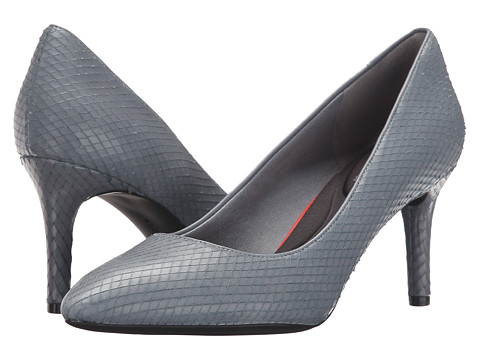 Incaltaminte Femei Rockport Total Motion 75mm Pointy Toe Pump Icy Blue Diamond Snake