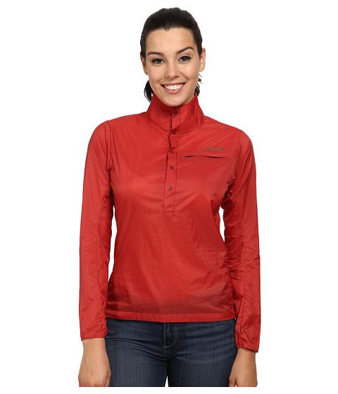 Imbracaminte Femei Patagonia Houdini Pullover Sumac Red