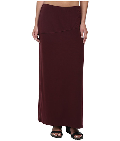 Imbracaminte Femei Royal Robbins Essential Tencel Maxi Skirt Bordeaux