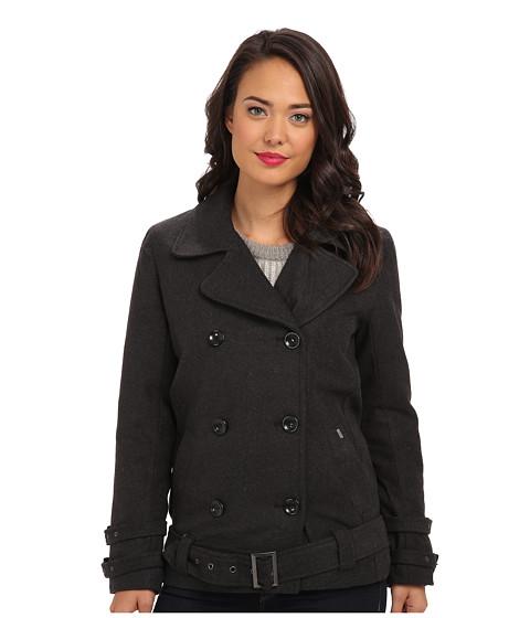 Imbracaminte Femei Obey Oxford Jacket Heather Black