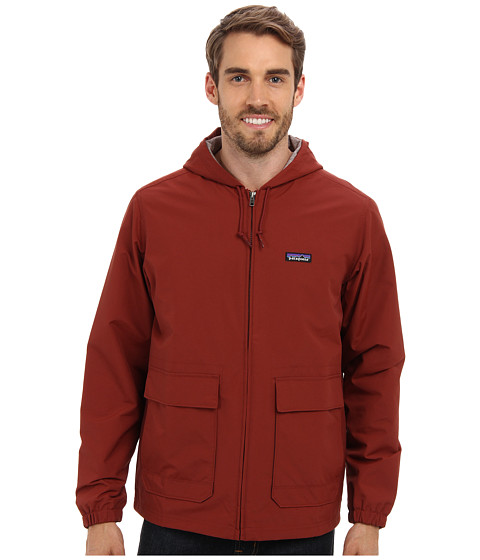Imbracaminte Barbati Patagonia Lined Baggiestrade Jacket Rusted Iron