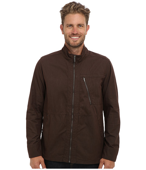 Imbracaminte Barbati ToadCo Waylon Jacket Turkish Coffee