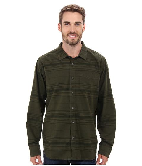 Imbracaminte Barbati Prana Leon LS Flannel Cargo Green
