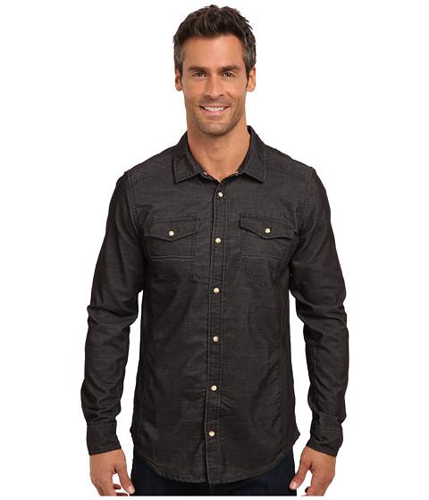 Imbracaminte Barbati Prana Kellan Slim Shirt Black