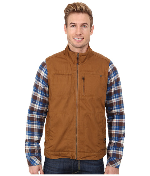 Imbracaminte Barbati Prana Lomen Convertible Jacket Dark Ginger