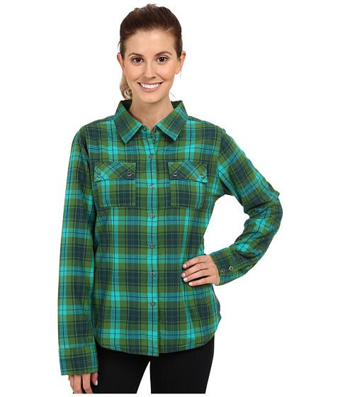 Imbracaminte Femei Prana Bridget Lined Shirt Deep Jade