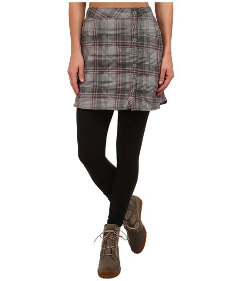 Imbracaminte Femei ToadCo Quilted Birddog Skirt Dark Graphite