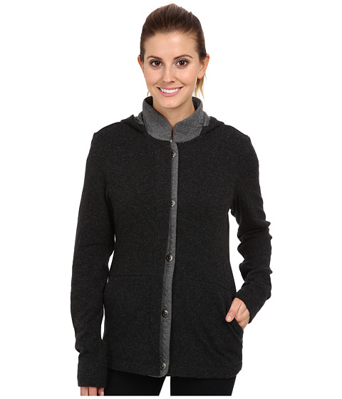 Imbracaminte Femei ToadCo Monterosa Jacket Black HeatherSmoke Heather