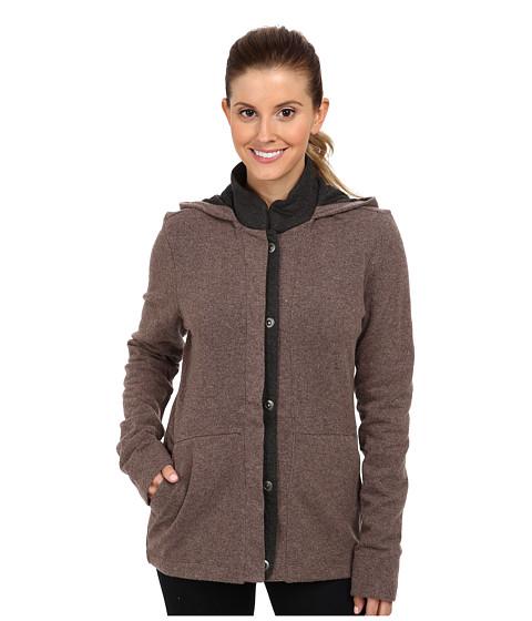 Imbracaminte Femei ToadCo Monterosa Jacket DriftwoodSmoke Heather