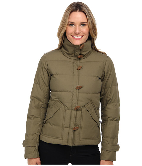 Imbracaminte Femei Patagonia Toggle Down Jacket Fatigue Green