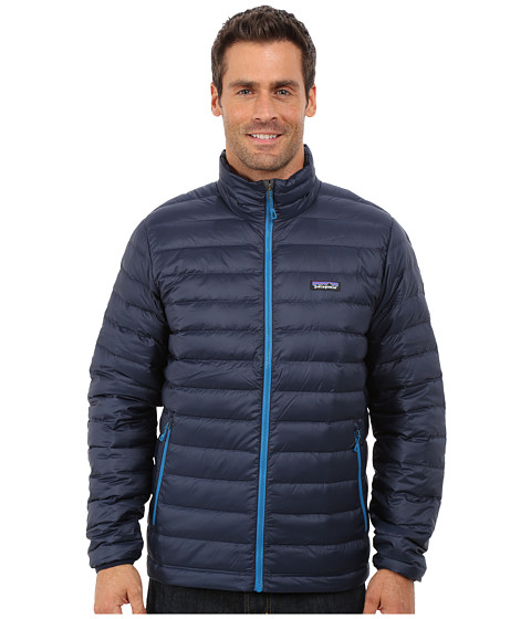Imbracaminte Barbati Patagonia Down Sweater Jacket Navy Blue WUnderwater Blue