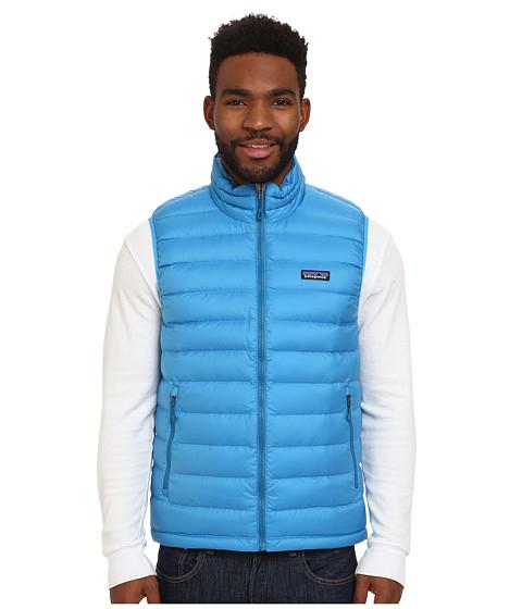 Imbracaminte Barbati Patagonia Down Sweater Vest Electron Blue