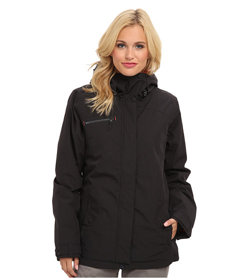 Imbracaminte Femei Roxy Band Camp Jacket Anthracite