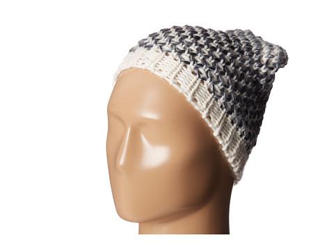 Accesorii Femei Michael Stars Pixel Painted Slouch Hat Black
