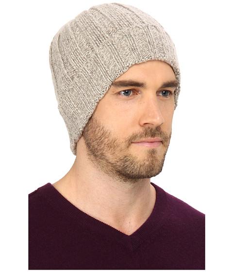 Accesorii Barbati UGG Calvert Cuff Hat Oatmeal Heather