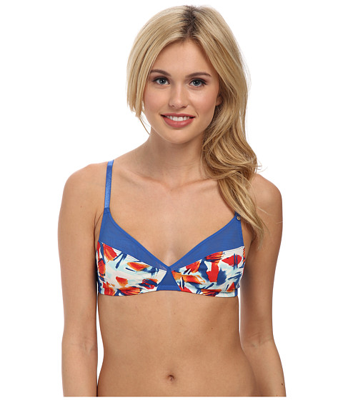 Imbracaminte Femei BCBGeneration Cara The Best Friend Bralette BC14F306 Boardwalk Grafitti