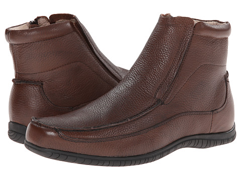 Incaltaminte Barbati Hush Puppies Simon Knox IIV Brown Leather