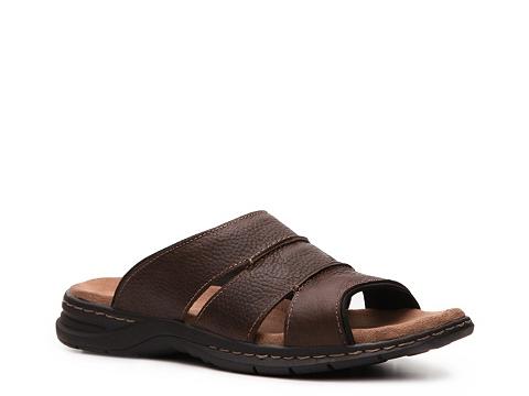 Incaltaminte Barbati Dr Scholl's Dr Scholls Shoes Gordon Slide Sandal Brown