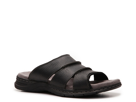 Incaltaminte Barbati Dr Scholl's Dr Scholls Shoes Gordon Slide Sandal Black