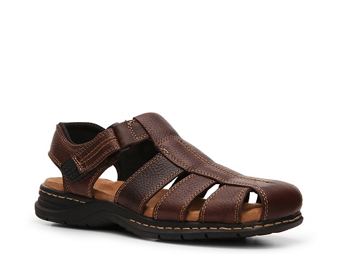 Incaltaminte Barbati Dr Scholl's Dr Scholls Gaston Fisherman Sandal Brown