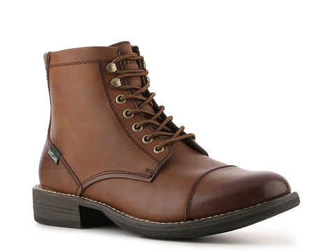 Incaltaminte Barbati Eastland High Fidelity Cap Toe Boot Tan