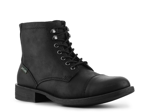 Incaltaminte Barbati Eastland High Fidelity Cap Toe Boot Black