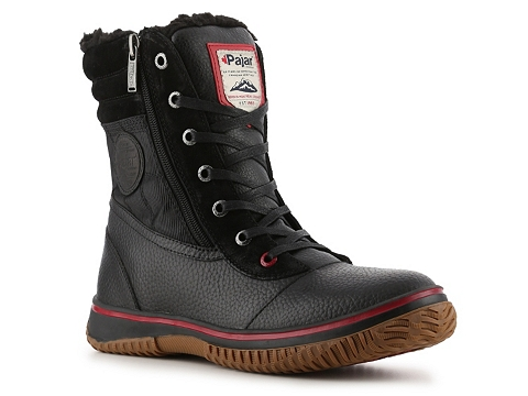 Incaltaminte Barbati Pajar Tour Snow Boot BlackRedWhite