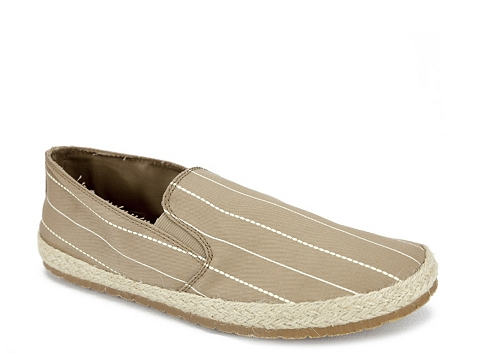 Incaltaminte Barbati Joy Mario Nautical Stripe Slip-On Tan