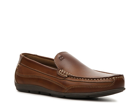 Incaltaminte Barbati Tommy Hilfiger Dathan Loafer Tan