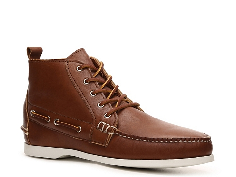 Incaltaminte Barbati Ralph Lauren Collection Telford Leather Chukka Boot Brown