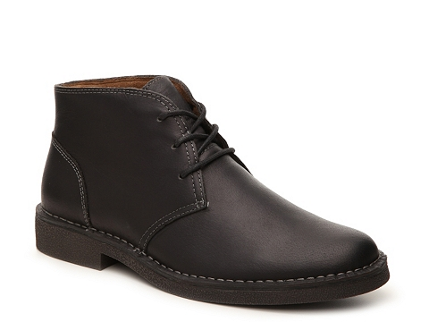 Incaltaminte Barbati Dockers Tussock Chukka Boot Black