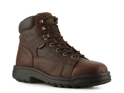 Incaltaminte Barbati Wolverine Exert Boot Brown