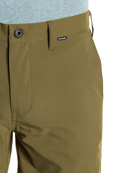 Imbracaminte Barbati Hurley Dry Out Dri-FIT Chino Short FADED OLIVE