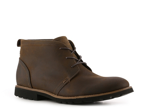 Incaltaminte Barbati Rockport Charson Chukka Boot Brown