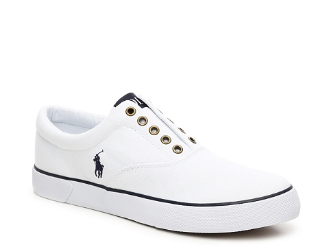 Incaltaminte Barbati Polo Ralph Lauren Fabian Slip-On Sneaker WhiteBlue